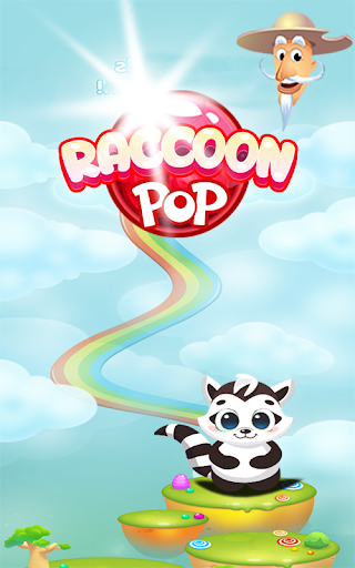 Raccoon Pop - Bubble Shooter Fun Game For PC Windows (7, 8, 10, 10X) & Mac Computer Image Number- 5