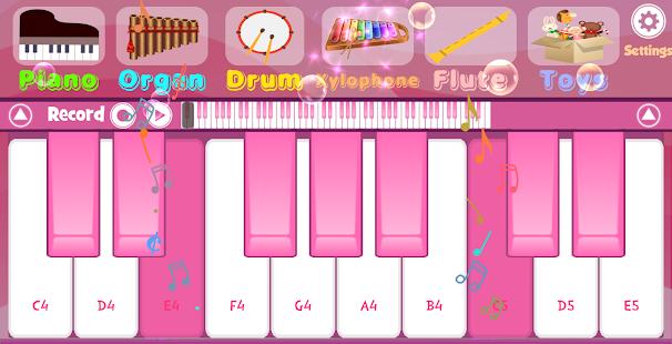 Pink Piano screenshots 7