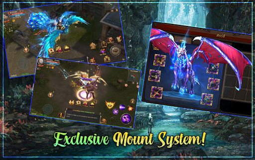 Mu Origin Invictus RPG - New MMORPG  Pc-softi 4