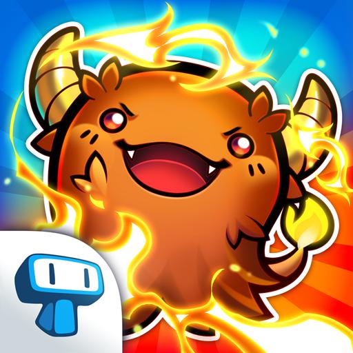 Baixar Pico Pets Puzzle - Virtual Monsters Match-3 para Android