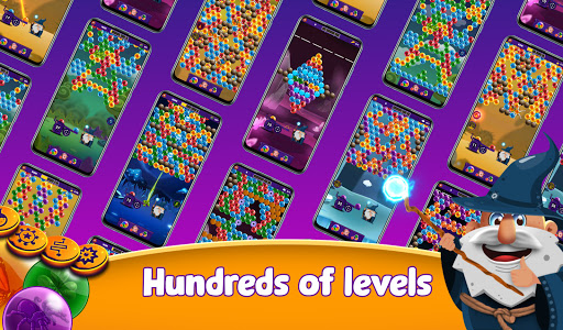 Bursting bubbles puzzles: Bubble popping game! 1.43 screenshots 8