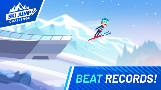 Ski Jump Challenge apkdebit screenshots 1