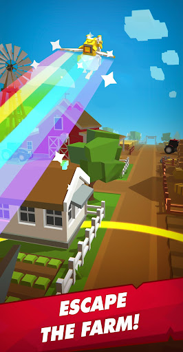 Jetpack Chicken - Free Robux for Rbx platform 2.4 screenshots 2