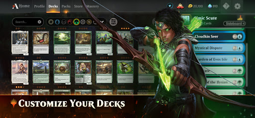 Magic: The Gathering Arena apkmr screenshots 4