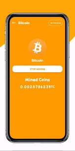 Bitcoin Miner – Cloud Mining For Android 1