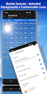 The Weather: weather forecast by iLMeteo 2.28.2 Screenshots 7