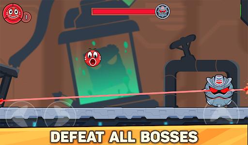Roller Ball Adventure: Bounce Ball Hero android2mod screenshots 24