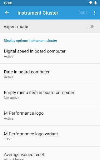 BimmerCode for BMW and MINI apktram screenshots 5