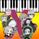 Game Piano - Kimetsu no Yaiba x Tokyo Revengers
