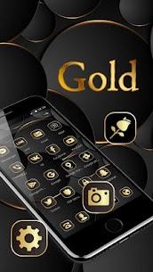 Gold Black Business For Mate 20 1.1.3 APK + MOD Download 2