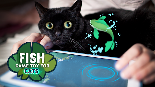 Fish game toy for cats apkpoly screenshots 2