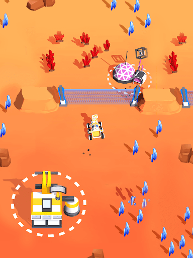 Space Rover: Idle planet mining tycoon simulator  screenshots 16
