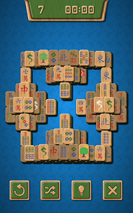 Mahjong Classic Solitaire  - A Free Quest Puzzle