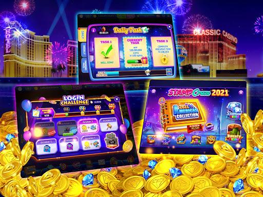Classic Slots-Free Casino Games & Slot Machines Apkfinish screenshots 16