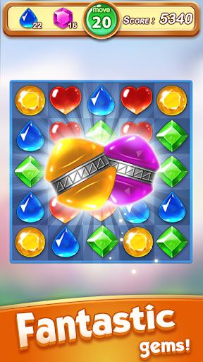 Jewel & Gem Blast - Match 3 Puzzle Game  screenshots 4