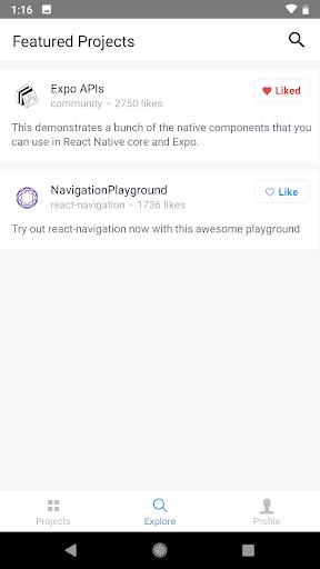 Expo  Screenshots 2