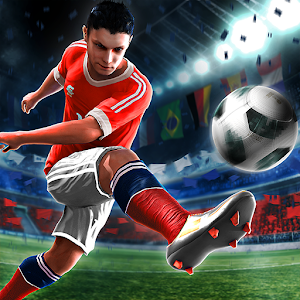 Final kick 2020 Best Online football penalty game 9.1.2 by Ivanovich Games logo