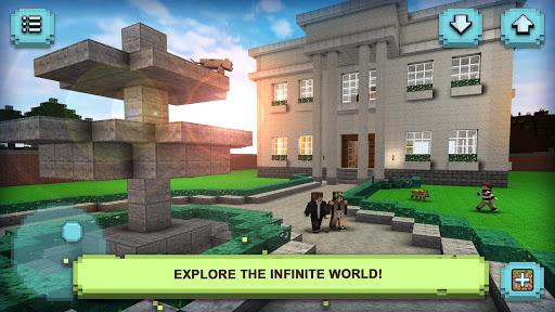 Dream House Craft: Design & Block Building Games 1.16-minApi23 Screenshots 3