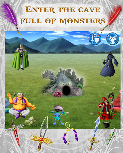 Fantasy Cave D&D Style RPG 2.01 screenshots 21