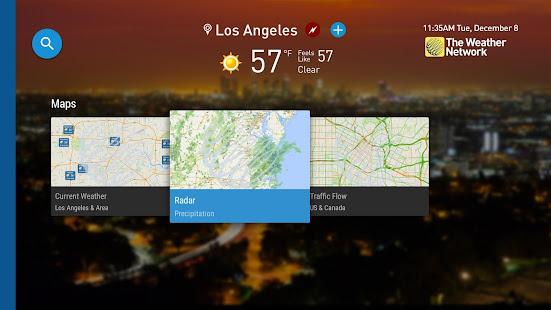 The Weather Network TV App screenshots 6