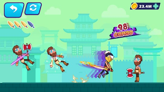 Ninja Assasin (MOD, Unlimited Money) For Android 1