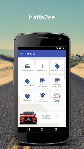 Hatla2ee - new and used cars for sale 2.8.0040 Screenshots 1