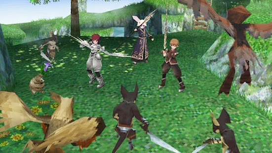 RPG IRUNA Online MMORPG Screenshot