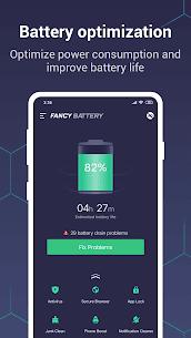Fancy Battery Mod Apk- Battery Saver, Booster (Premium Features Unlocked) 1