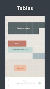 Tables – Grid Planner APK Paid 2