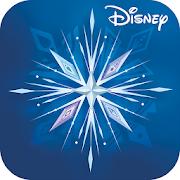 Frozen Book with Digital Magic