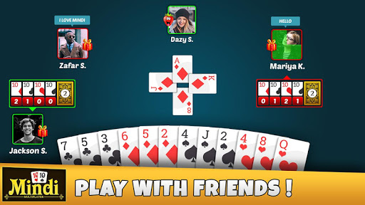 Mindi Multiplayer Online Game - Play With Friends 9.4 Screenshots 5