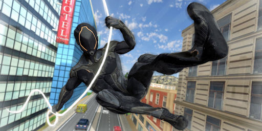 Super Hero Rope Crime City 1.09 screenshots 17