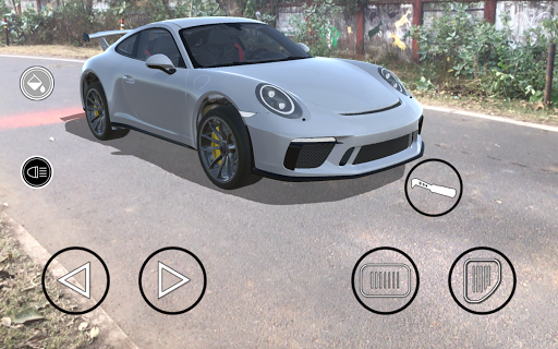 AR Real Driving - Augmented Reality Car Simulator 3.9 Screenshots 12