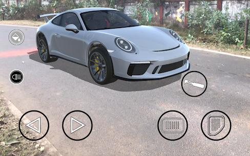 AR Real Driving – Augmented Reality Car Simulator 4