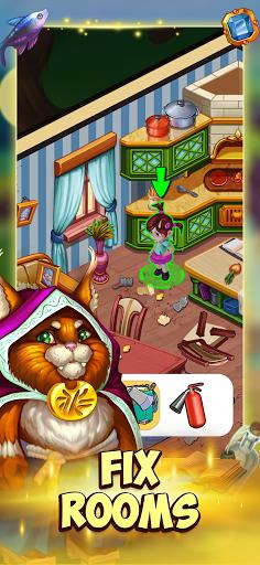 Fancy Blast: Puzzle in Fairy Tales  screenshots 3