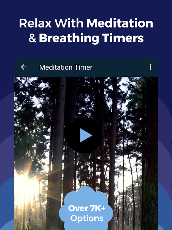 MyLife Meditation: Meditate, Relax & Sleep Better  poster 21