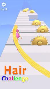 New Rush Hair Challenge