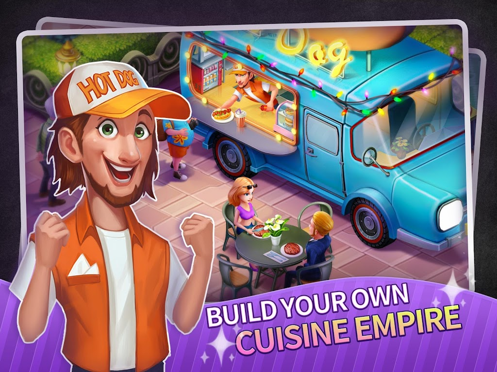My Restaurant Empire - 3D Decorating Cooking Game  poster 6
