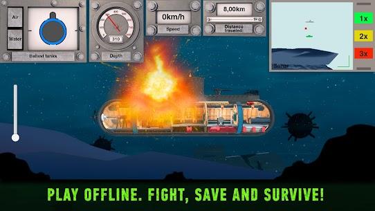 Nuclear Submarine inc MOD (Unlimited Money) 1