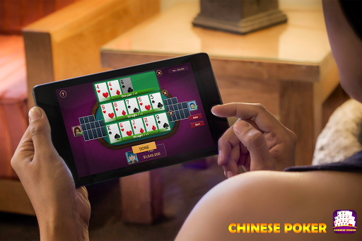 Chinese Poker Offline 1.0.6 screenshots 12