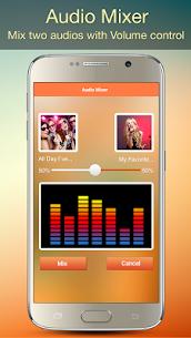 Audio MP3 Cutter Mix Converter and Ringtone Maker MOD APK 5