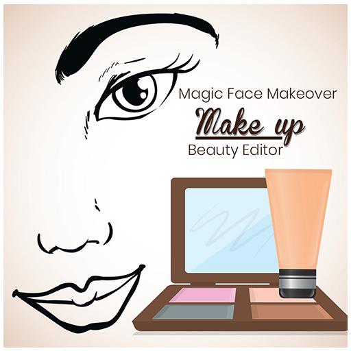 Magic Face Makeover - редактор красоты