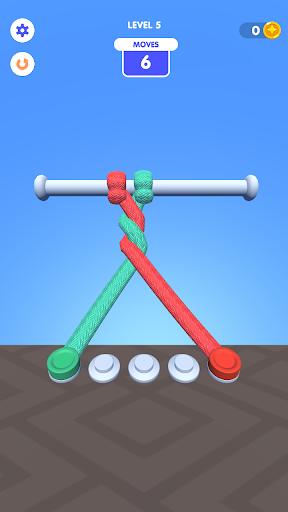 Untangled Ropes apklade screenshots 2