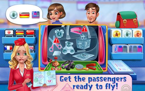 Sky Girls - Flight Attendants 1.1.3 Screenshots 2