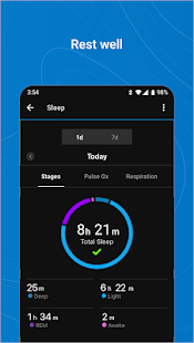 Garmin Connect™ Screenshot