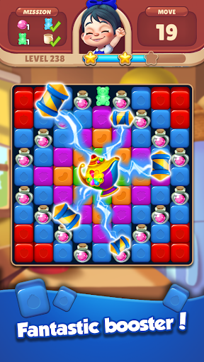 Hello Candy Blast : Puzzle & Relax  screenshots 4