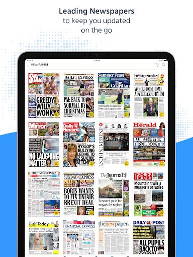 Magzter: Digital Magazines & Newspapers  Screenshots 9