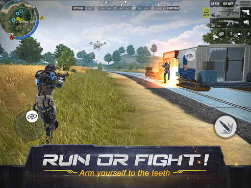 RULES OF SURVIVAL 1.610354.502717 Screenshots 12
