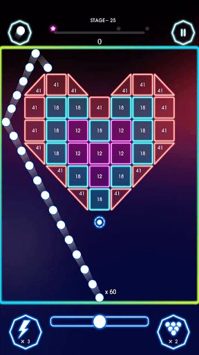 Bricks Breaker Fun 2.6 screenshots 1