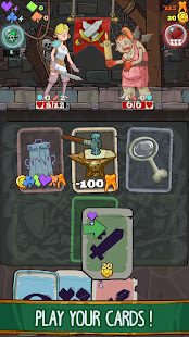 Dungeon Faster - Card Strategy Game 1.127 screenshots 3